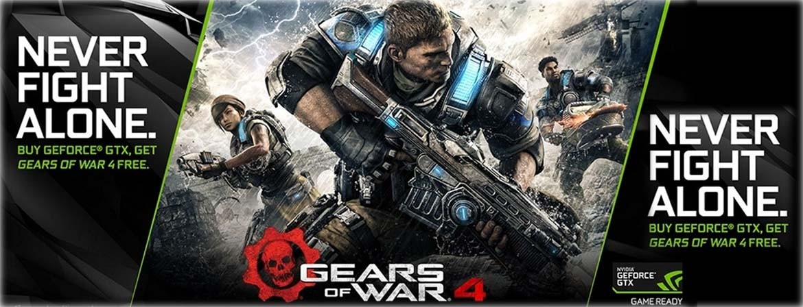 GEARS OF THE WAR 4